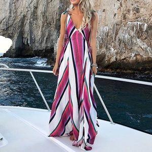 Free People NWT maxi dress